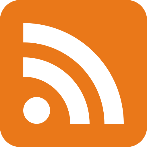 RSS feed for this blog